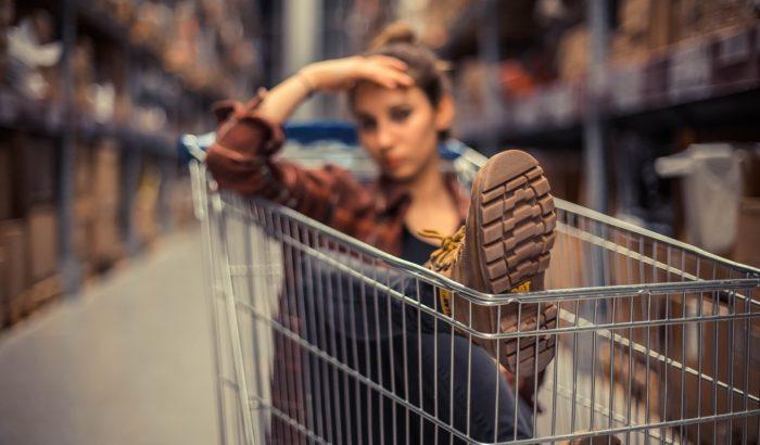 Így ismerheted fel, ha krónikus vásárló vagy