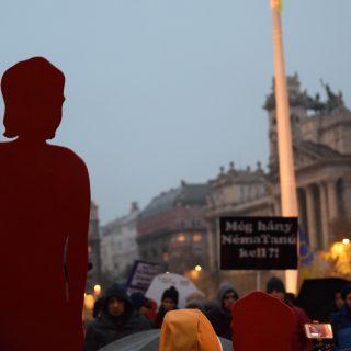 Amikor vér folyik, már késő – felhívás a családon belüli erőszak áldozataiért