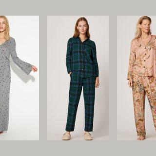 Pizsamák, amelyek olyan szépek, hogy utcára is mehetnénk bennük