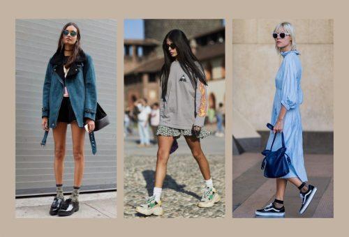Az ősz sztárja: a színes zokni