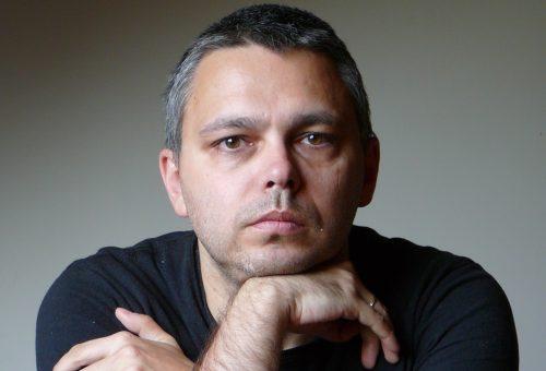 """Dragomán György: """"Majdnem minden novellám mögött ott van a meg nem írt regény"""""""