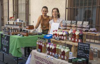 Kistermelői piacon jártunk Zugló szívében