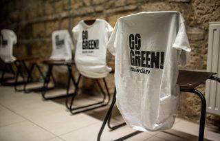 Együtt veletek: GO GREEN pólókészítő workshop
