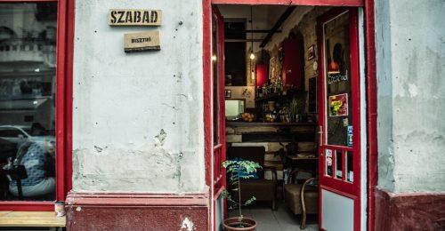 Kedvenc helyünk a héten: Szabad Bisztró