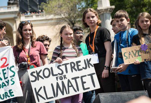 Greta Thunberg előtt tiszteleg ez az új betűtípus