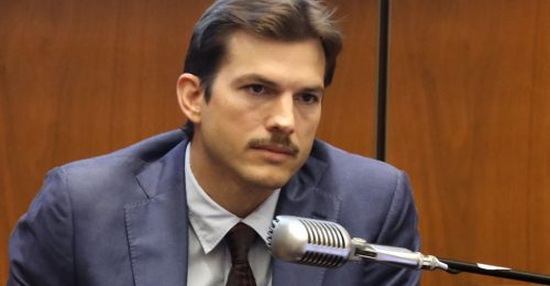 Ashton Kutcher bajuszáért Adele és Mila Kunis okolható