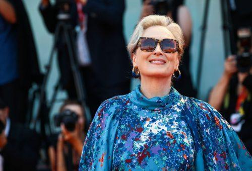 Meryl Streep a vörös szőnyeg királynője volt Velencében