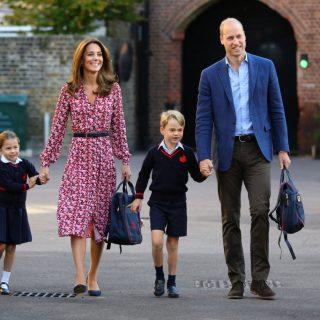 Charlotte hercegnő lelkesen kezdte az iskolát