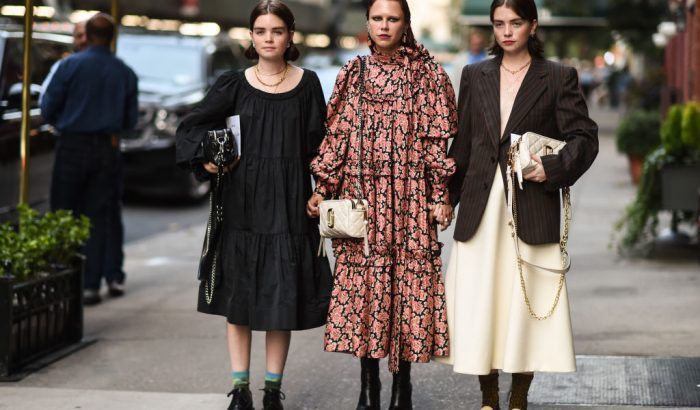 A legjobb őszre hangoló street style szettek a New York-i divathétről