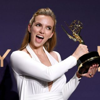 Jodie Comer nem hívta meg szüleit az Emmy-gálára