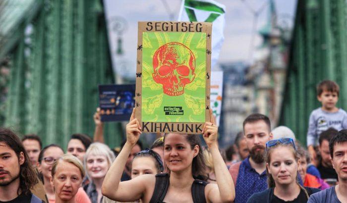Nemzetközi klímahét egy londoni magyar aktivista szemével