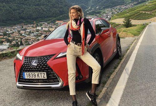 Weisz Fanni a környezetbarát autózás mellett tette le a voksát