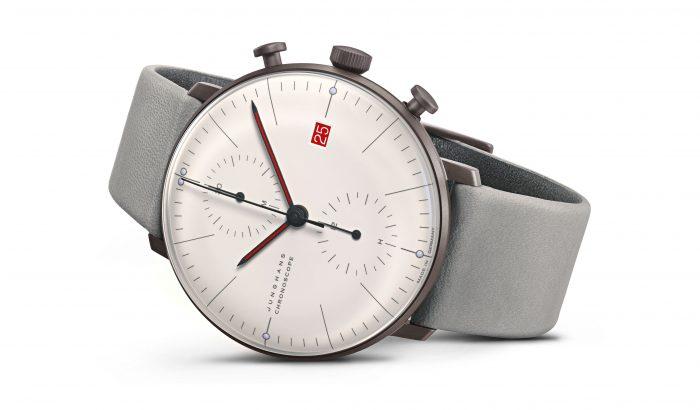Különleges jubileumi Bauhaus-órát készített a Junghans