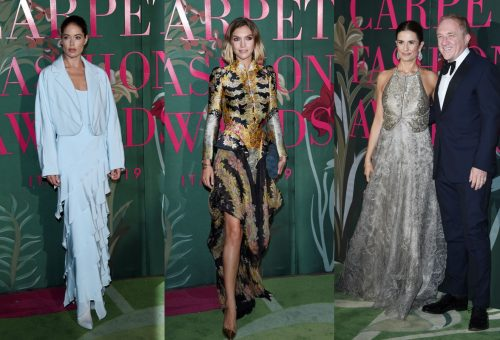 A Green Carpet Fashion Awards legszebb ruhái