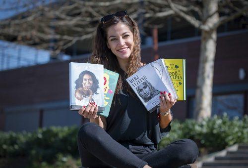 Szabados Ágnes: Az olvasás, mint terápia