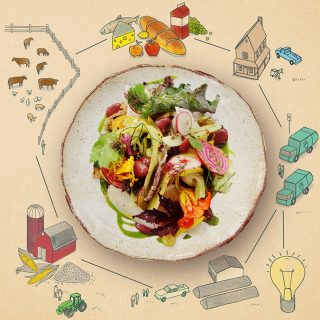 A tudatos fine diningban a sertés-mellbimbót is megeszik