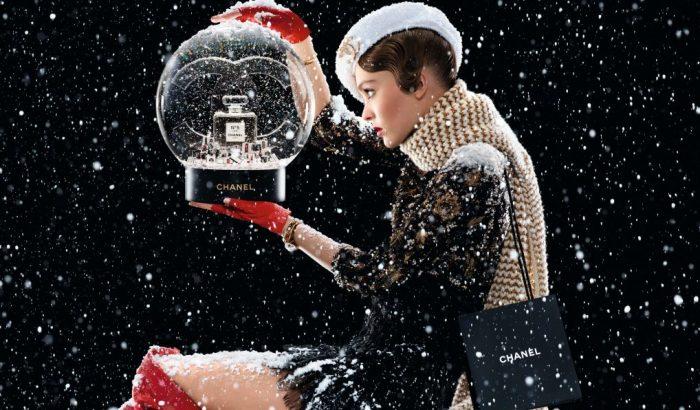 Meseszerű lett Lily-Rose Depp karácsonyi kampánya a Chanellel