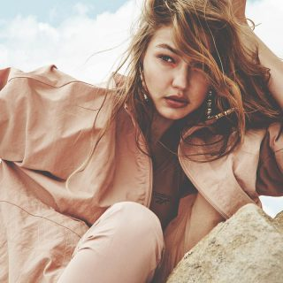 Gigi Hadid tervezte a Reebok legújabb kollekcióját