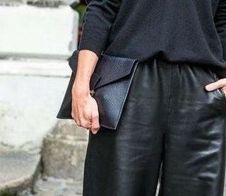 A legszexibb őszi trend: a bőrnadrág