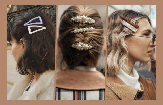 A hatalmas nyári hajcsatok kabátokkal is tökéletesen működnek