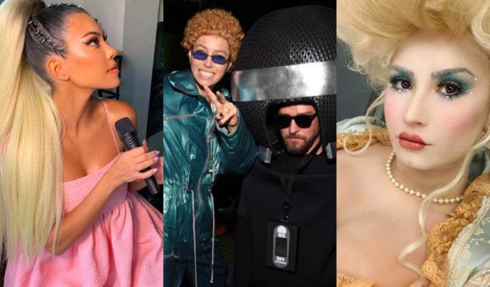 2019 legextrémebb halloween-jelmezei egyenesen Hollywoodból