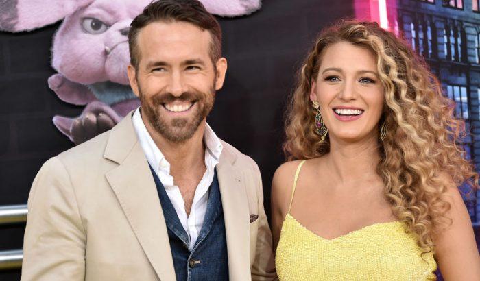 Megszületett Blake Lively és Ryan Reynolds harmadik gyermeke