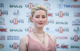 Amber Heard fellázadt az Instagram cenzúrája ellen