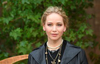 Kiderült Jennifer Lawrence esküvői menüje