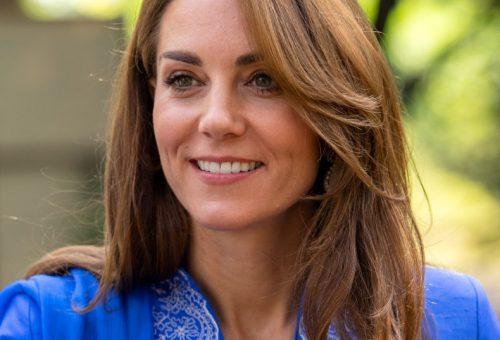 Megőrülnek a rajongók Kate Middleton új, mézszőke hajától