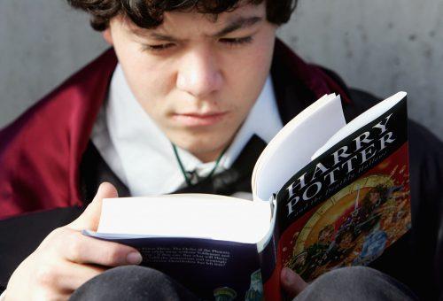 Aki a Harry Pottert olvasta, rossz ember nem lehet