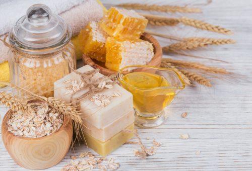 Mézes-élesztős házi maszk problémás bőrre