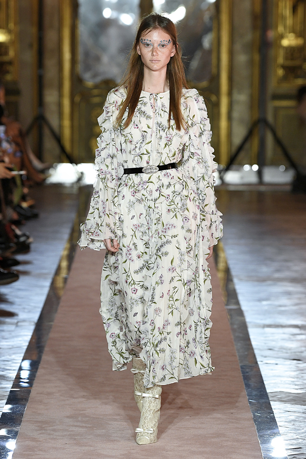 9. kép: Giambattista Valli x HM fashion show, Ready To Wear collection in Rome