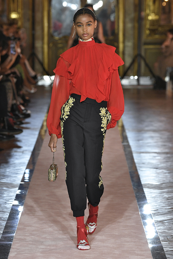26. kép: Giambattista Valli x HM fashion show, Ready To Wear collection in Rome