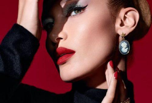 Halloweeni sminket készített Bella Hadidnak a Dior