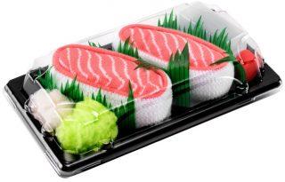 Itt van a szusirajongók kedvenc zoknija