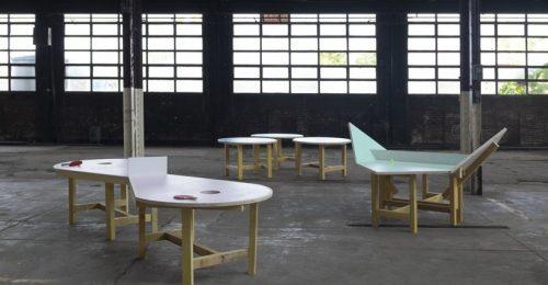 Új ütőkkel és asztalokkal lehet izgalmasabb a pingpong