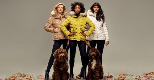 Újrahasznosított ruhadarabokba bújhatunk a hideg elől