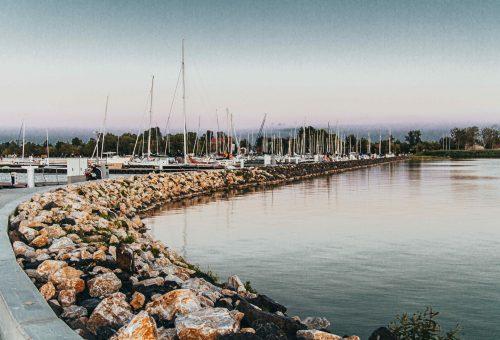 Balaton Camino: 300 ezer lépés a tó körül