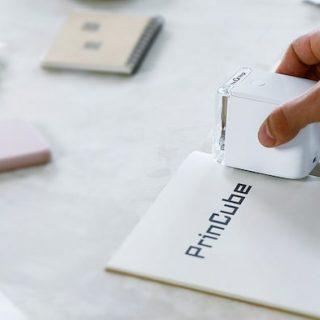 A világ legkisebb nyomtatójával még tetoválást is készíthetsz