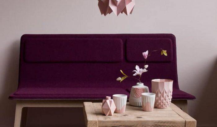 Dobd fel a lakást színes origami-lámpákkal!