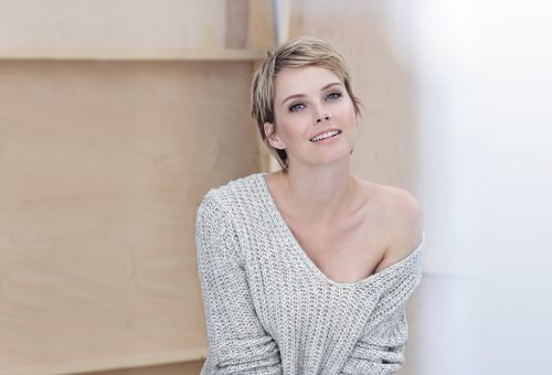 """Osvárt Andrea: """"Színésznőként vágyom arra, hogy ne csak a jó nő szerepeket osszák rám!"""""""