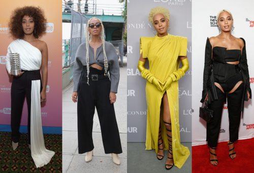Kedvenc szettjeink Solange Knowles-tól