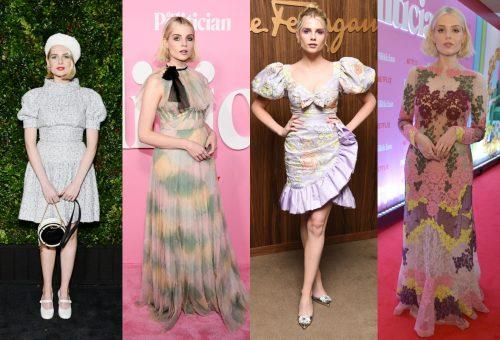Imádjuk Lucy Boynton bájos, nőies stílusát