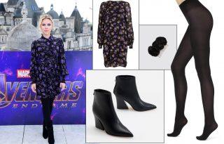 Inspirálódjunk Scarlett Johansson kifinomult stílusából!