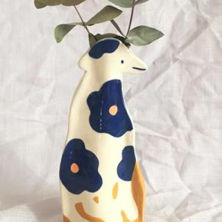 Imádjuk ezt a bohó kutyás vázát