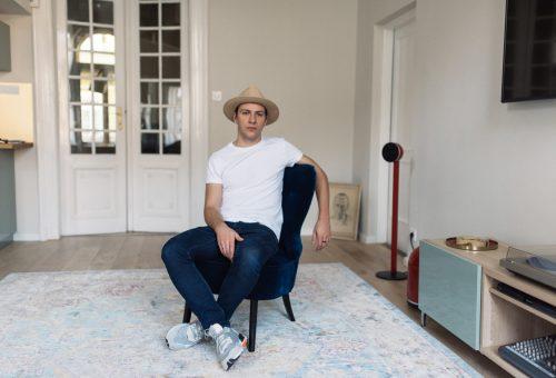 A férfi, aki bejön nekünk: Topolánszky Tamás Yvan