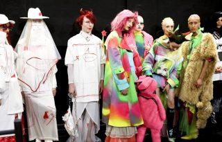 Amikor a divat átlép saját határain – Barbara Bologna kollekciója a milánói divathétről