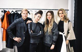 Akasztják a hóhért – Kajdi Csaba modellként lép a 11. Marie Claire Fashion Days kifutójára