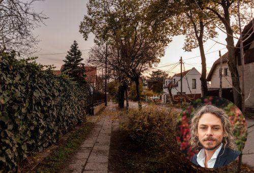 Az én utcám: Steiner Kristóf