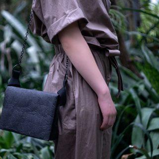 Gyönyörű ananászbőr táskákat készít a magyar NINIMAL